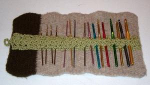 Crochet Hook Pouch #3