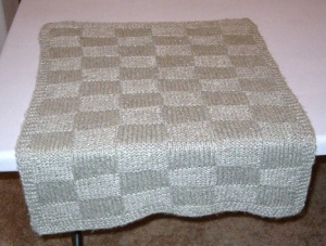 2nd Bamboo Baby Blankie #3
