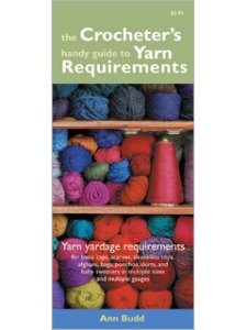 Crochet Yarn Requirements