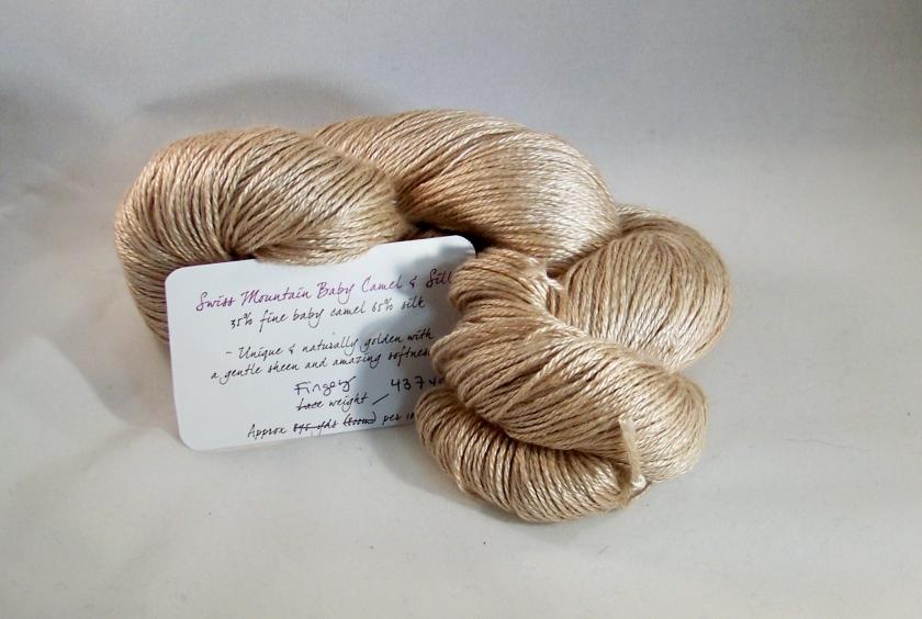 Baby Camel Silk