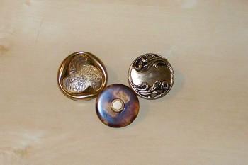 Three Beautiful Buttons