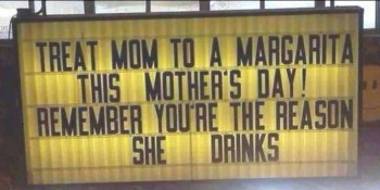 Margaritas for Mom