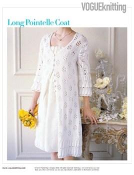 © Vogue Knitting