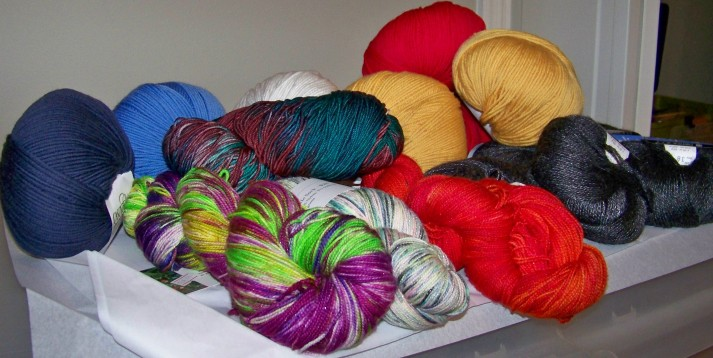 Yarn Acquisitions 1