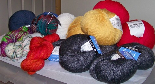 Yarn Acquisitions 2