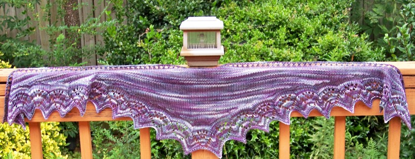 Weekend Shawl 6