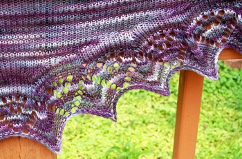 Weekend Shawl 8