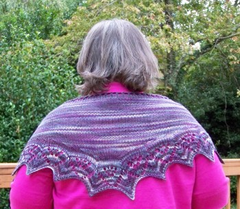 Weekend Shawl 9