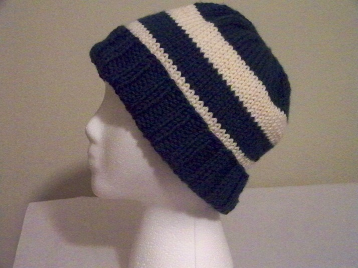 Striped Watch Cap 2