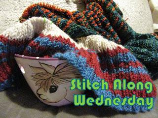 Stitch Along Wednesday