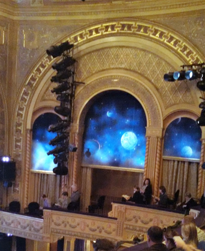 Eugene O'Neill Theatre 3