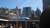 Skyline at Battery Park 1