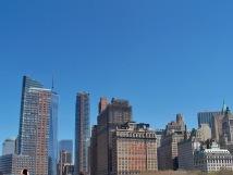 Skyline at Battery Park 3