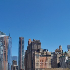 Skyline at Battery Park 3