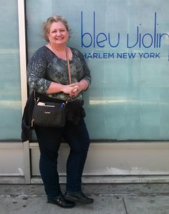 Me in Harlem