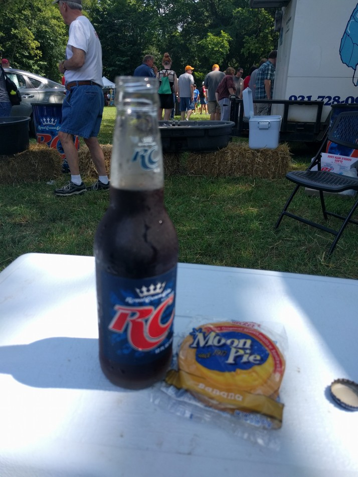 RC Cola Moon Pie Snack