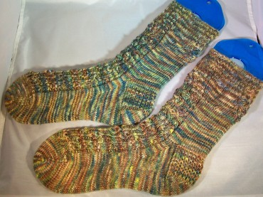 Espalier Socks 1