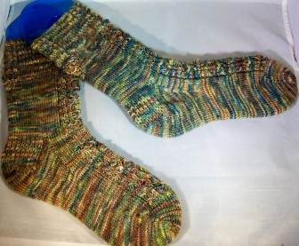 Espalier Socks 2